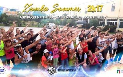 Corsi e lezioni di Zumba Fitness conclusi col botto!